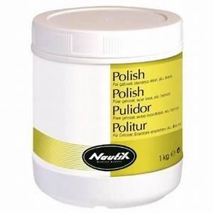 Pate à Polir : nautix p te polir polish entretien bateau et inox ~ Melissatoandfro.com Idées de Décoration
