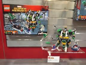 Spider-Man Doc Ock LEGO Sets 2016