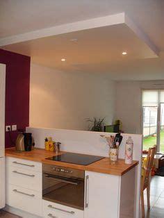 ouvrir cuisine aménagement cuisine ouverte sur salon cuisine et