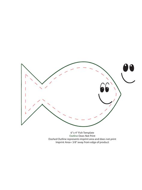 fish template   templates   word excel