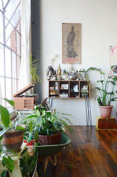 southeast asian decor a southeast asian inspired oakland loft plants