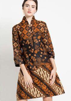 mini dress batik motif parang boket  danar hadi