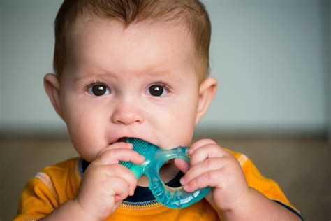 Baby Teething Symptoms And How To Ease The Pain Mommyz Love