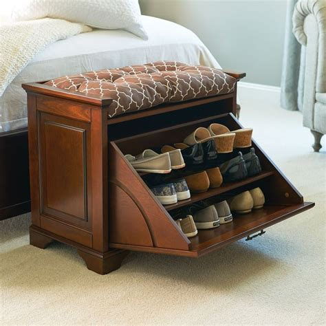 17 best ideas about shoe storage benches on shoe
