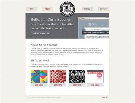 web design portfolio how to build a stylish portfolio web design concept