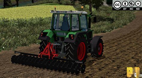 agram georoll roller   fs farming simulator