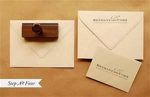 your wedding envelope return address a primer paperblog With wedding invitation return address placement