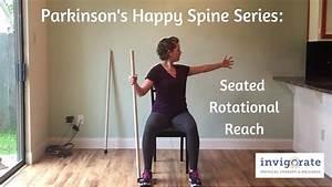 Parkinson U0026 39 S Pole Series For A Happy Spine - Seated Rotational Reach