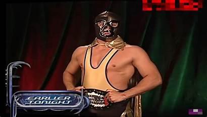 Heavyweight Wwe Championship Title Gran Mexican Luchadore