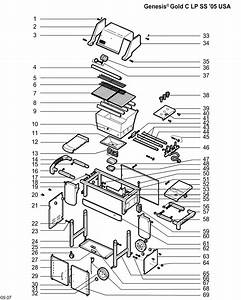 35 Weber Summit Parts Diagram