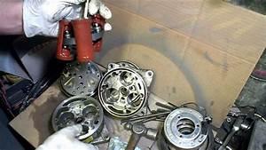 Ac Compressor Take Apart How It Works Tear Down Air