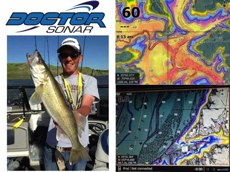 Randleman Lake Boat Access by New Release Of Doctor Sonar Specialty Maps Muskie Fishing