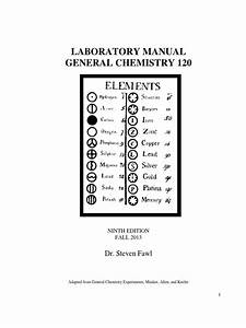 Laboratory Manual And Answer Key
