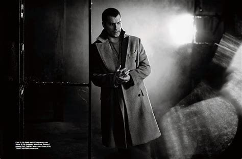 JUST IN: First look at #HenryCavill's new photoshoot in ...