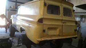 1965 Chervolet C10 Panel Suburban Carryall 1960 1961 1962