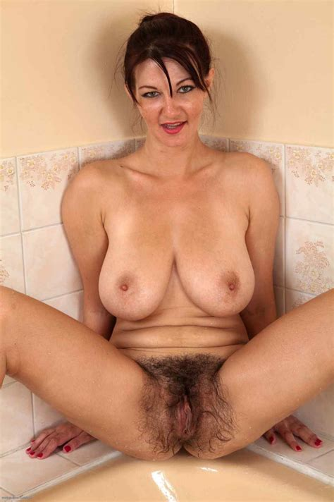 Natural Hairy Moms Pics 7 Pic Of 53