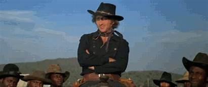 Blazing Saddles Draw Gifs Waco Kid Fast