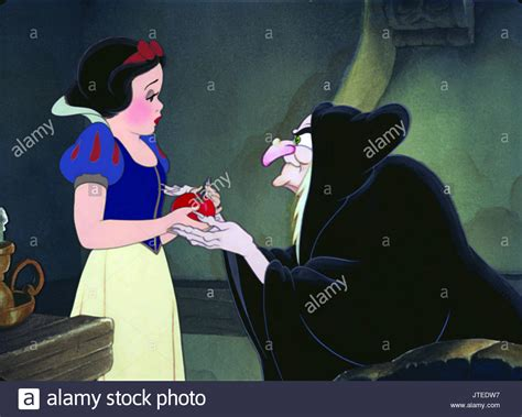 Snow White The Wicked Witch Snow White And The Seven