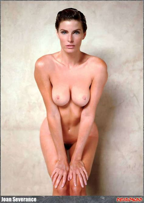 Joan Severance Showing Her Nice Big Tits And Great Ass