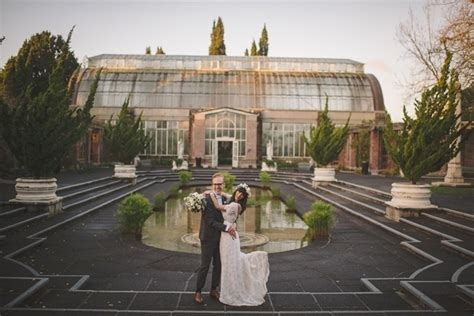 Winter Garden Wedding By Coralee Stone  Made From Scratch