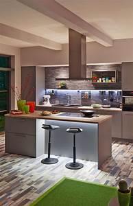 Küche Indirekte Beleuchtung : licht schafft lebensqualit t k chen journal ~ Bigdaddyawards.com Haus und Dekorationen