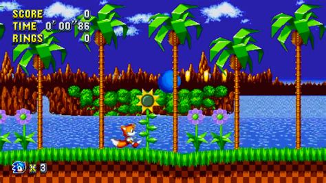 sonic mania wallpapers  ultra hd  gameranx
