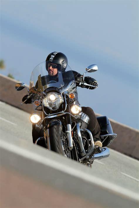 First Ride! New Moto Guzzi California Mcn
