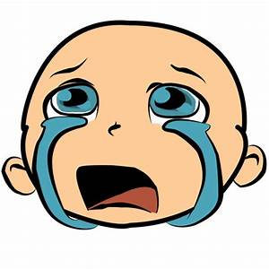 Cry Face - ClipArt Best