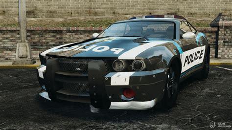 Police Cruiser For Gta 4