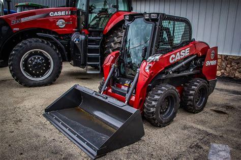 case skid steer loaders  designed  dominate  youre   tough digging