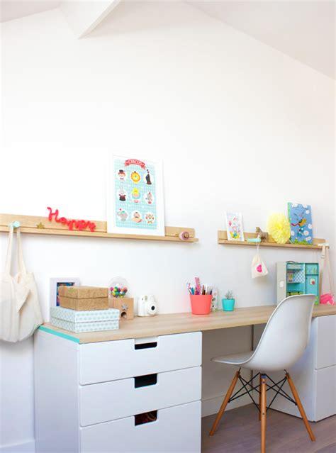 comment organiser une chambre d ado comment aménager un bureau dans une chambre d enfant