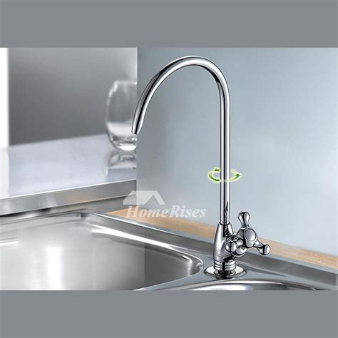 Cheap Faucets by Unique Kitchen Faucets Gooseneck Cheap Brass Chrome One Handle