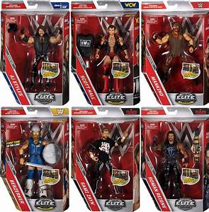 Toys Toys Toys : wwe elite 51 complete set of 6 toy wrestling action figures ~ Orissabook.com Haus und Dekorationen