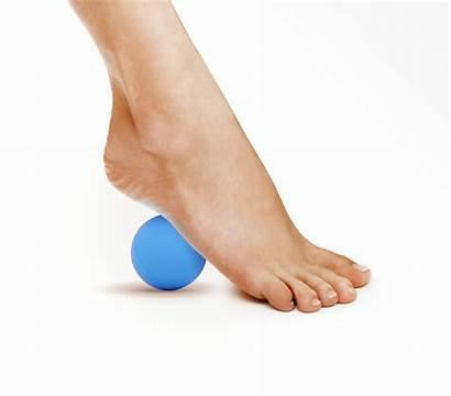 Foot Ball Massage Pain Heel Under Plantar