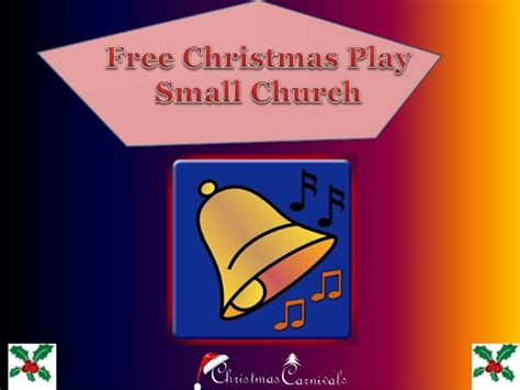 online christmas plays for small churches - Christmas Plays For Small Churches