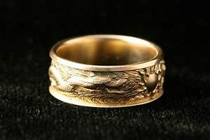 got our wedding rings tien chiu39s blog With dragon wedding ring