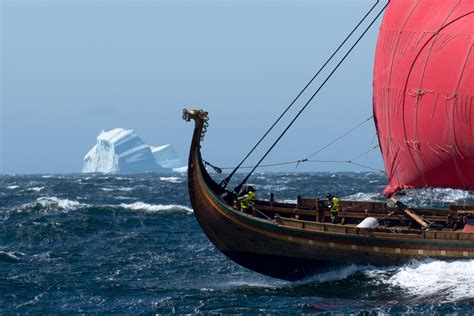 Board The Worlds Largest Viking Longship At Mystic