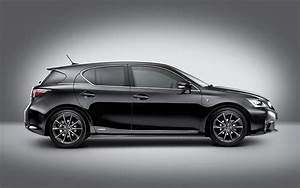 2012 Lexus Ct 200H Right Side View Photo 6