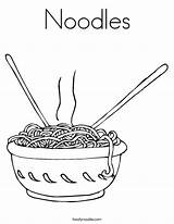 Noodles Coloring Noodle Dinner Colouring Twisty Week Printable Worksheet Sheets Pumpkin Halloween Pasta Plate Spaghetti Outline Macaroni Twistynoodle Built California sketch template