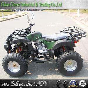 Chinese High Quality Manual Type 250cc Atv Sport Quad Bike