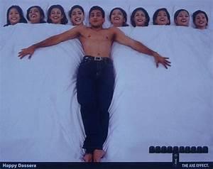 "Axe Deodorant: ""DASSERA"" Print Ad by Lowe Lintas Mumbai"