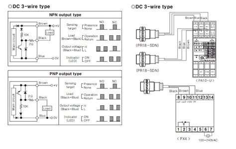 Pic How Connect Inductive Proximity Sensor Switch
