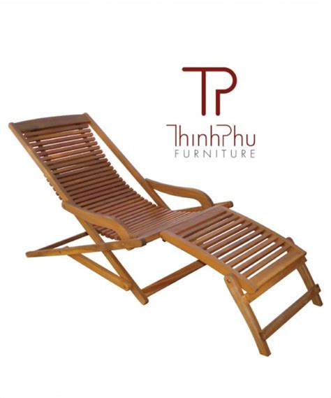 wooden chairs with footrest bench thinh phu furniture