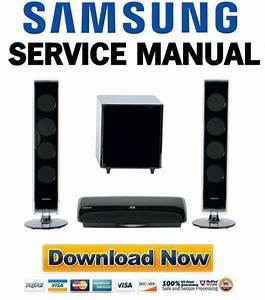 Samsung Ht-bd7200   Bd7200t Service Manual  U0026 Repair Guide