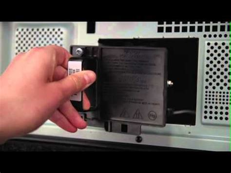 mitsubishi tv l light red how to replace the l in your mitsubishi tv youtube