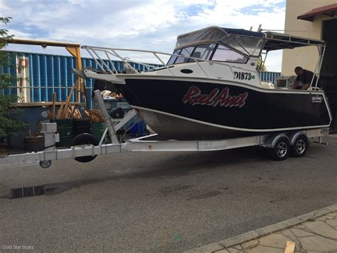 Boat Accessories For Sale by New Goldstar Aluminium Boat Trailer For Sale Boat