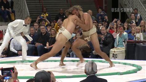 sumo open annual usa sumo