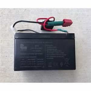 Dynacraft Hello Kitty Suv 12v Parts Battery 12v