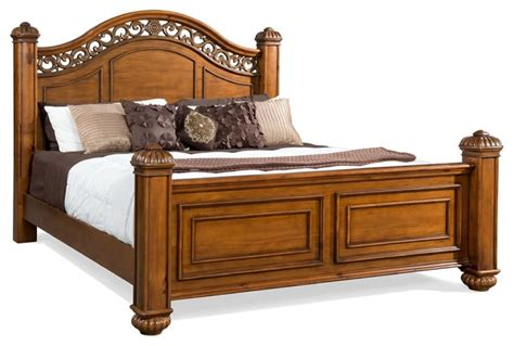 barrow queen bed victorian panel beds  picket