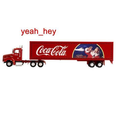 coca cola 2013 truck caravan trailer